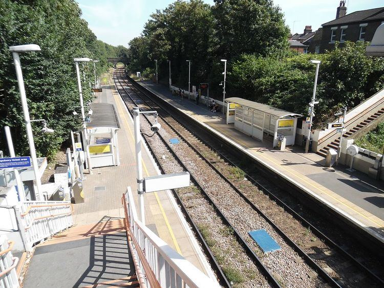 Crouch Hill railway station