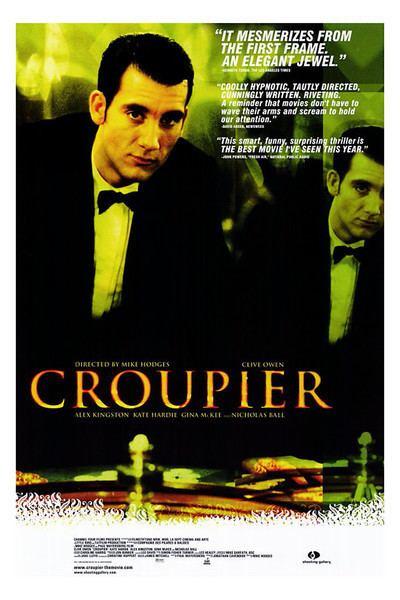 Croupier (film) Croupier Movie Review Film Summary 2000 Roger Ebert