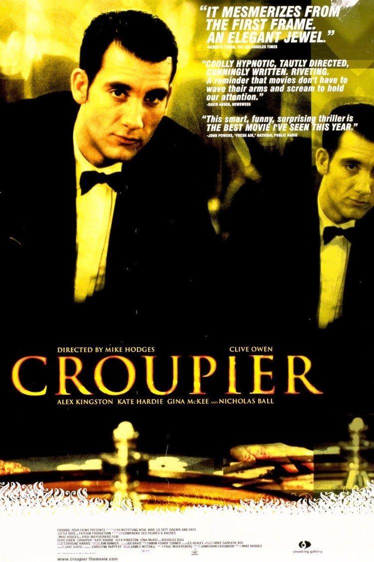 Croupier (film) wwwgstaticcomtvthumbmovieposters25244p25244