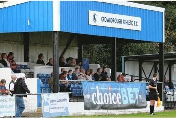 Crowborough Athletic F.C. Information Crowborough Athletic FC