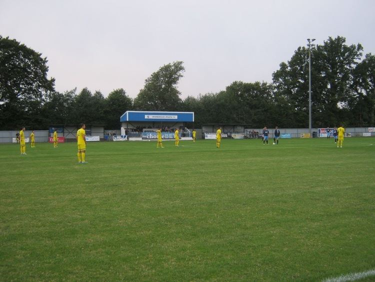Crowborough Athletic F.C. Many Games Have I Seen Crowborough Athletic 1 v 2 Chessington