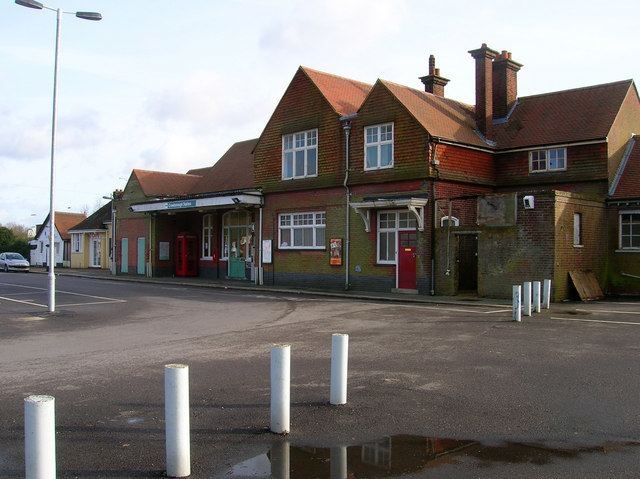 Crowborough railway station