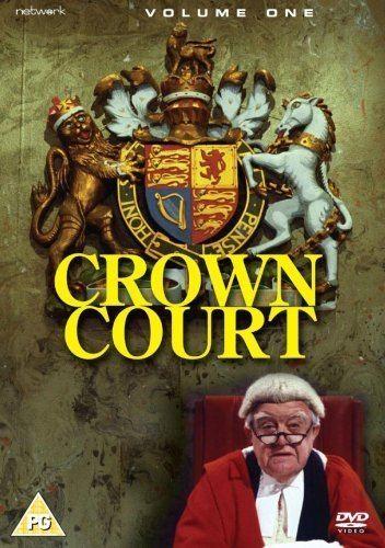 Crown Court (TV series) Crown Court Volume 1 DVD Amazoncouk John Alkin John Barron