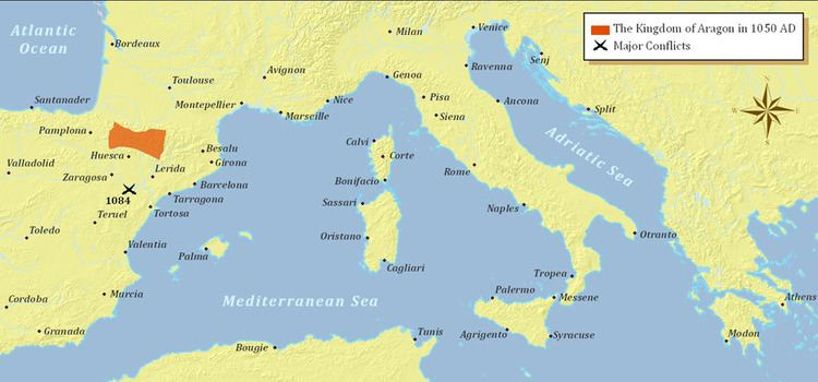 Crown of Aragon The Mediterranean Empire of the Crown of Aragon
