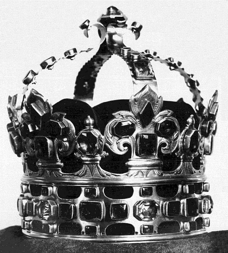 Crown of Augustus II the Strong