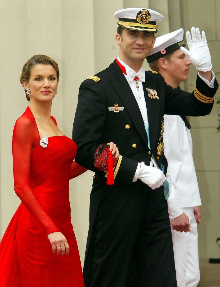 Crown prince King Felipe VI of Spain Photos Photos Wedding Of Danish Crown