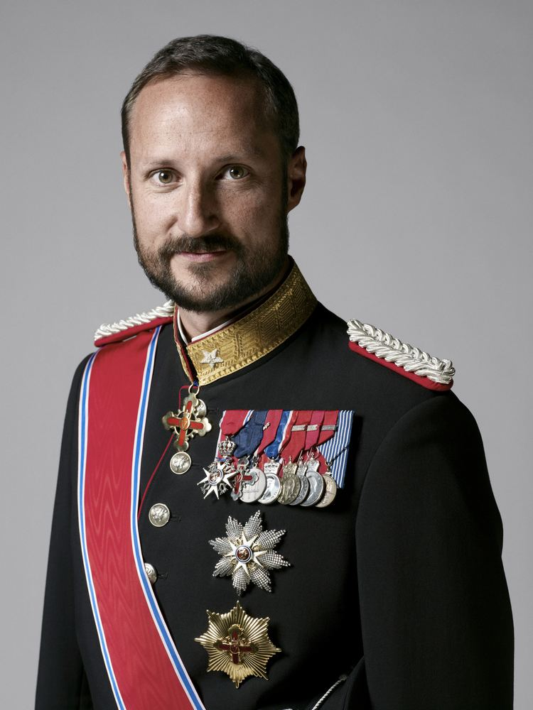 Crown prince Crown Prince Haakon The Royal House of Norway
