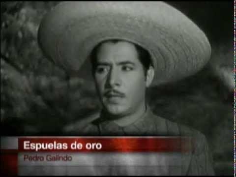 Crox Alvarado Cine Nostalgia promocional quotEspuelas de oroquot YouTube