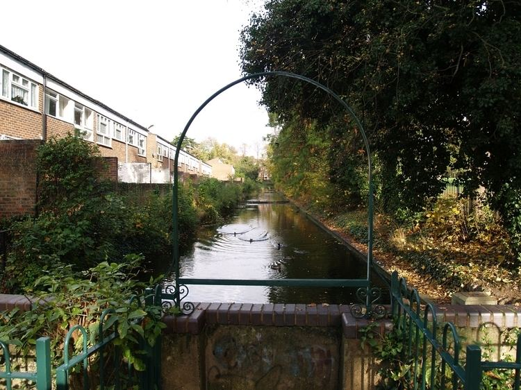 Croydon Canal Croydon Canal London39s Lost Rivers