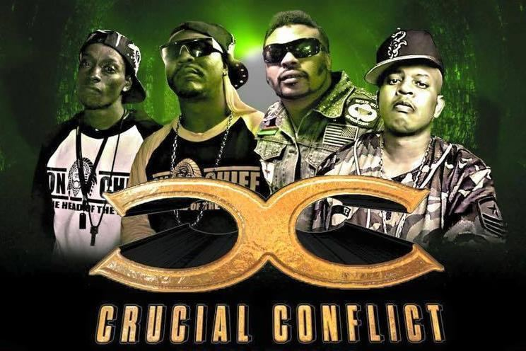 Crucial Conflict Crucial Conflict SXSW 2015 Event Schedule