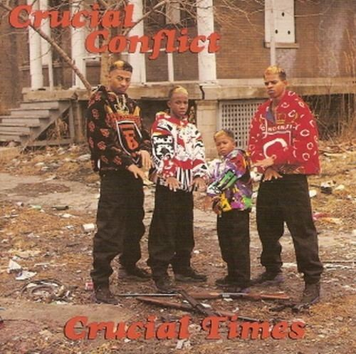 Crucial Conflict Crucial Conflict Chicago Illinois Rap Group