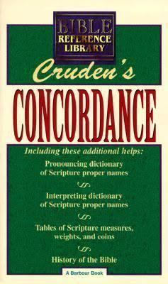 Cruden's Concordance t3gstaticcomimagesqtbnANd9GcQZy0YLrWXeLCPu1o
