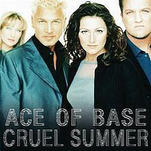 Cruel Summer (Ace of Base album) httpsuploadwikimediaorgwikipediaenthumb9