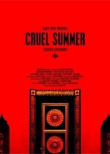Cruel Summer (film) movie poster