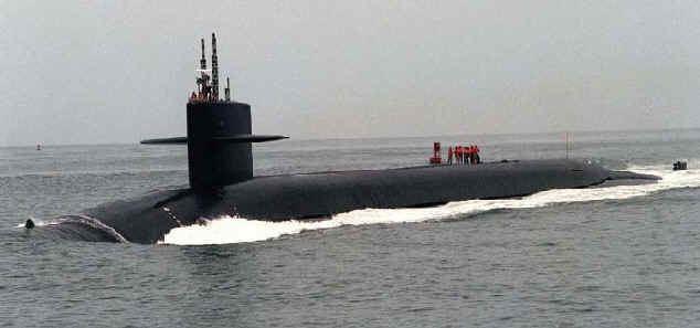 Cruise missile submarine wwwg2milcomSSGN20S1jpg