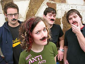 Cruiserweight (band) Show Preview Cruiserweight Mohawk 1213 Austin Town Hall