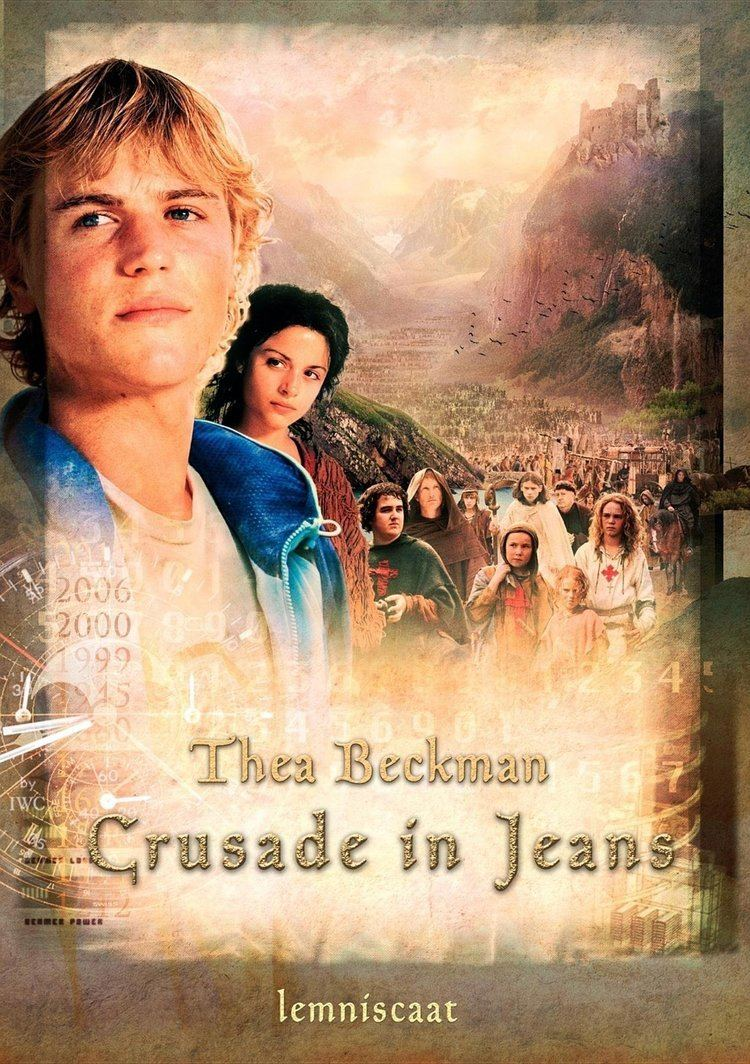 Crusade in Jeans Crusade in Jeans Thea Beckman 9781935954071 Amazoncom Books