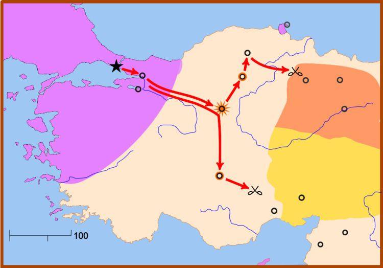 Crusade of 1101 FileCrusade of 1101 v1 ptsvg Wikimedia Commons