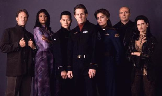 Crusade (TV series) Babylon 5 14 alternatives to a straight reboot Den of Geek