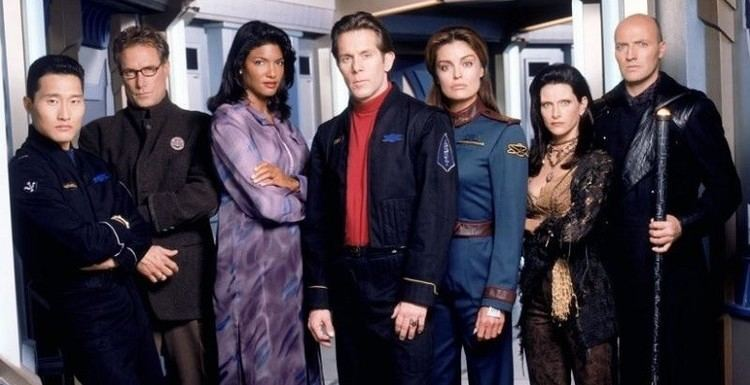 Crusade (TV series) Crusade39 15 Years On The SciFi Hit That Never Was TVWise
