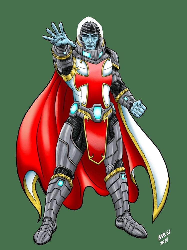 Crusader (Marvel Comics) Hero Commissions Crusader by Bracey100 on DeviantArt
