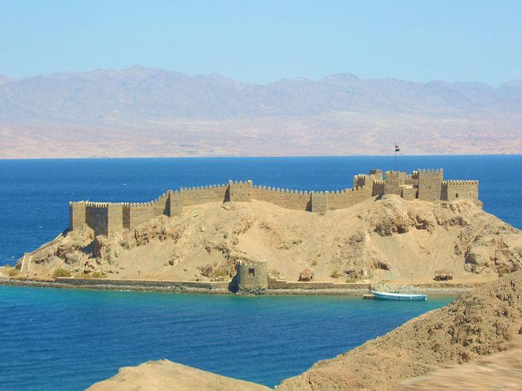 Crusader raids on the Red Sea
