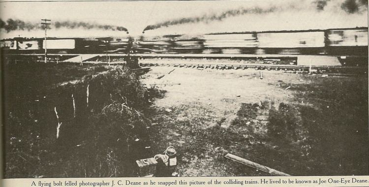 Crush, Texas The Crush Texas Train Crash of 1896 A Lesson in Danger