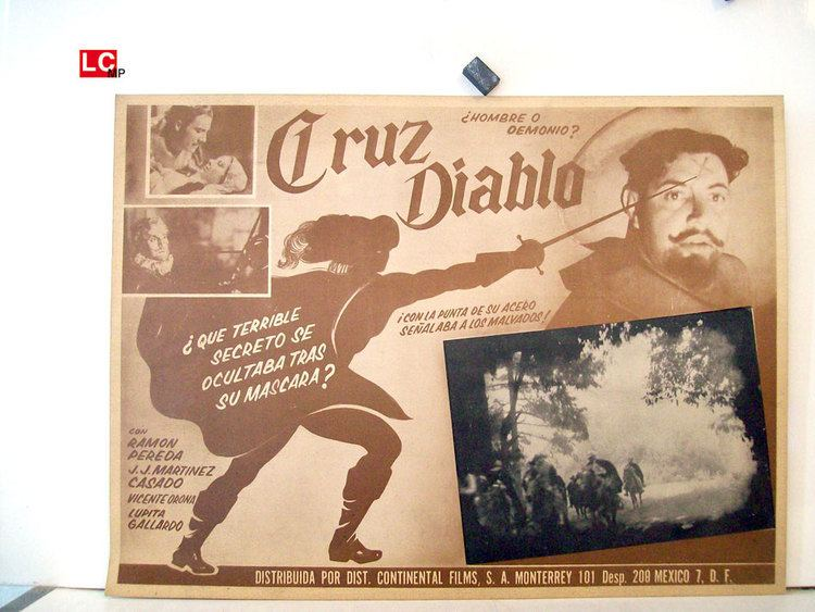 Cruz Diablo CRUZ DIABLO MOVIE POSTER CRUZ DIABLO MOVIE POSTER