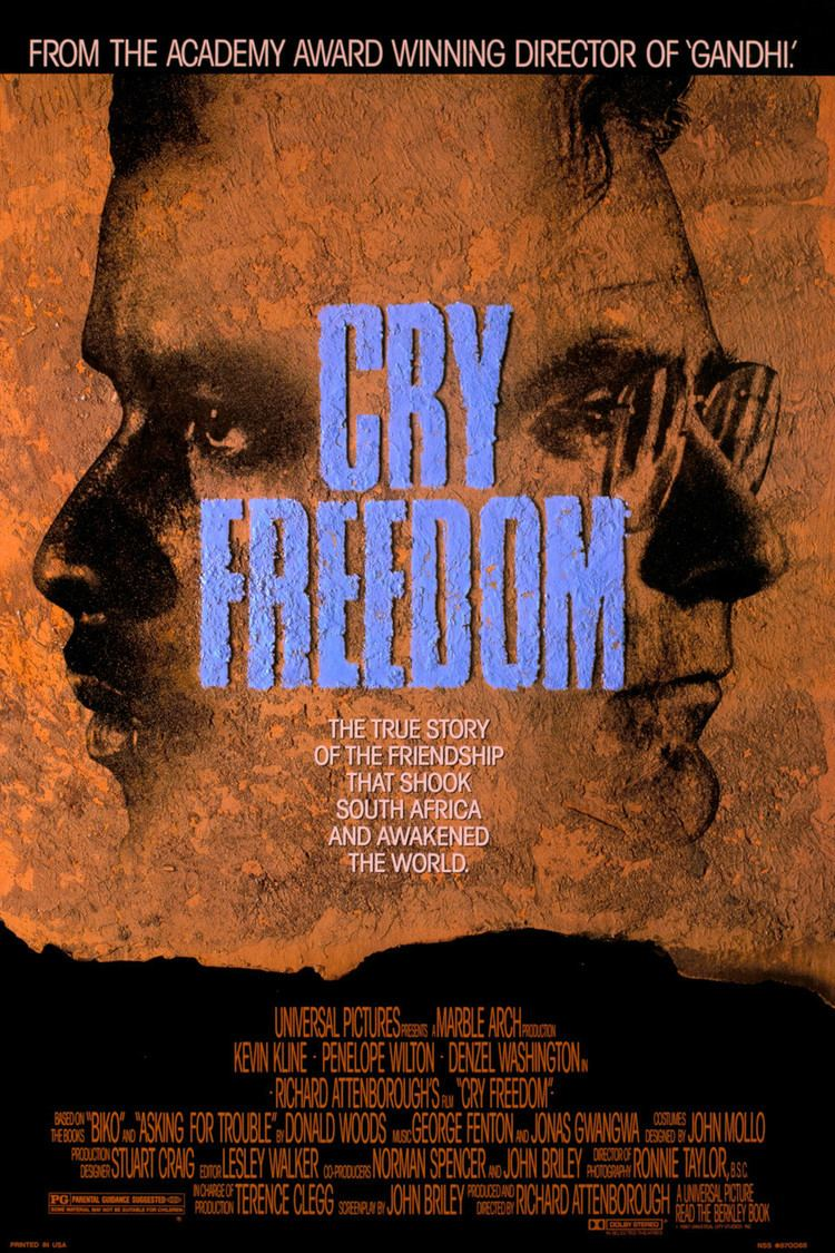 Cry Freedom wwwgstaticcomtvthumbmovieposters10419p10419