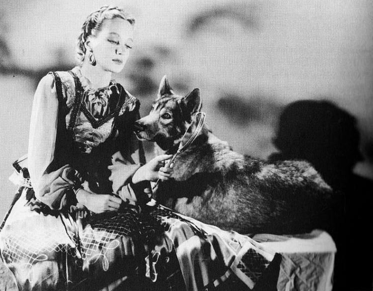 Cry of the Werewolf CRY OF THE WEREWOLF unidentified stills Classic Horror Film Board