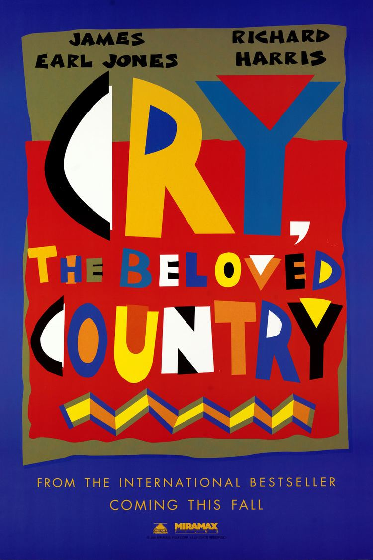 Cry, the Beloved Country (1995 film) wwwgstaticcomtvthumbmovieposters17202p17202