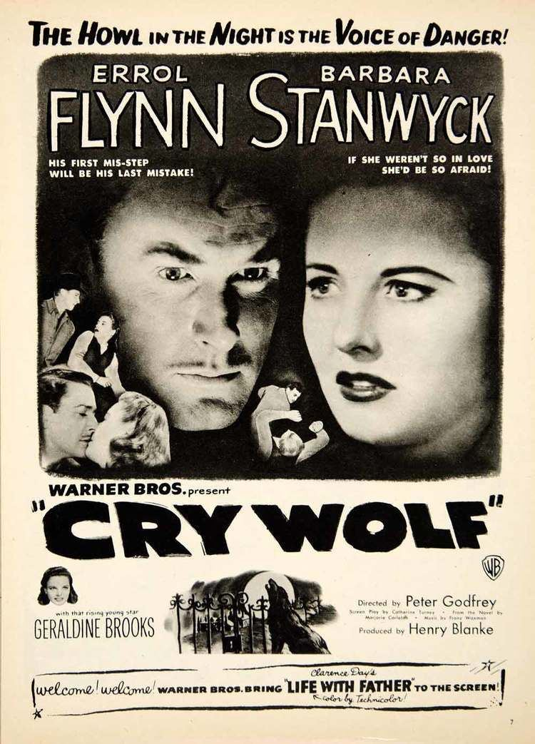 Cry Wolf (1947 film) Cry Wolf 1947 The Motion Pictures