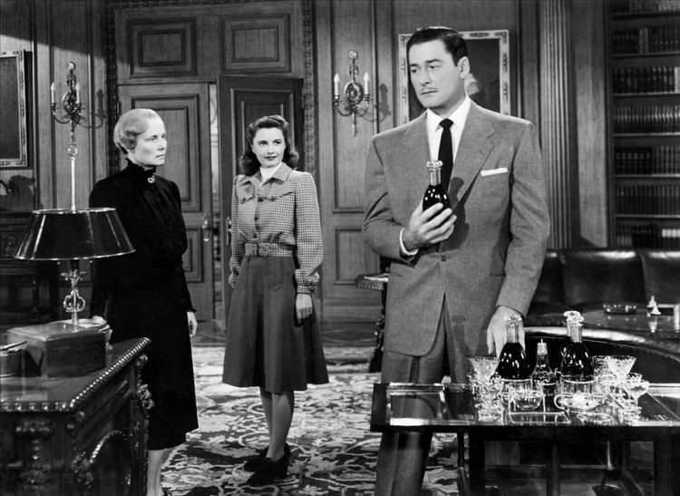 Cry Wolf (1947 film) Four for Friday Cry Wolf 1947 having wonderful time