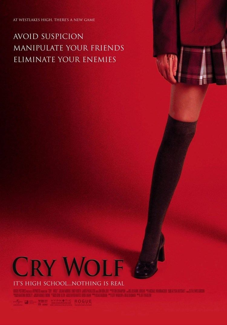 Cry Wolf (2005 film) Subscene Subtitles for CryWolf Cry Wolf