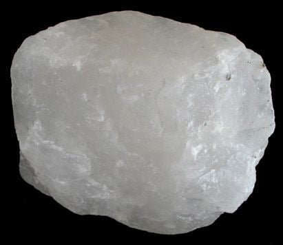 Cryolite No 30921 Cryolite from Ivigtut Arsuk Firth Arsukfjord Kitaa