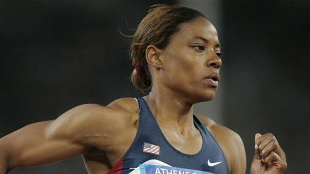 Crystal Cox American Crystal Cox who won 4x400m relay gold at the
