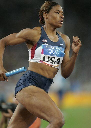 Crystal Cox American sprinter Crystal Cox stripped of 2004 Olympic