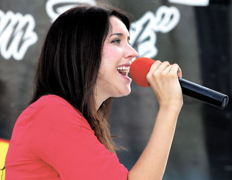 Crystal Day South Boston native Crystal Day is a rising talent as a singer