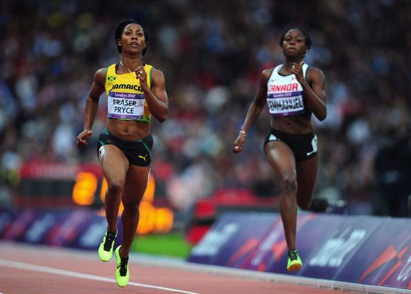 Crystal Emmanuel Crystal Emmanuel Pictures Olympics Day 10 Athletics