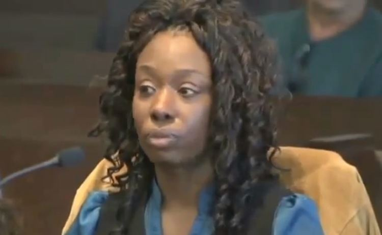 Crystal Mangum Watch the Moment When Woman Who Falsely Accused Duke