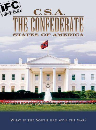 C.S.A.: The Confederate States of America Amazoncom CSA The Confederate States of America Greg Kirsch