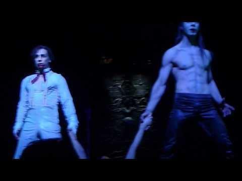Csaba Nagy Tanz der Vampire Berlin Carpe Noctem Csaba Nagy YouTube