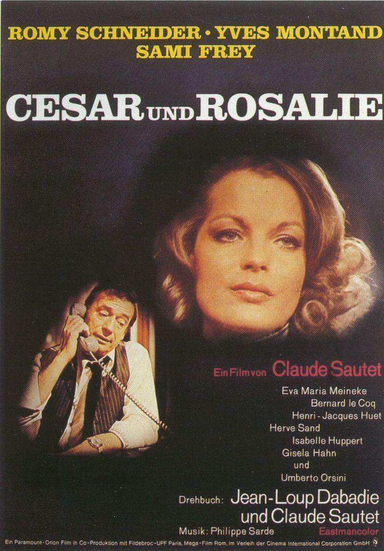 César and Rosalie Movie Posters2038net Posters for movieid934 Csar et Rosalie