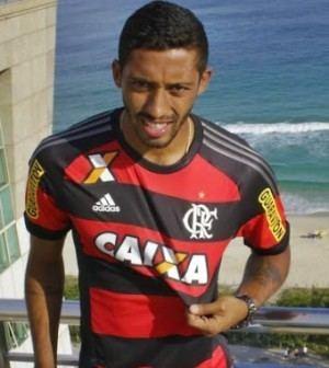 César Henrique Martins Cesar assina com Flamengo Falando de Flamengo