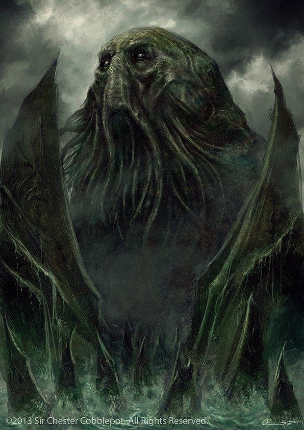 Cthulhu 1000 Ideas About On Pinterest Hp Lovecraft Call Of