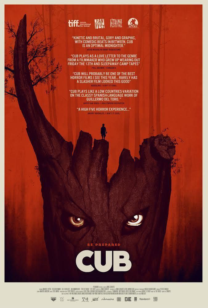 Cub (film) Cub The Slaughtered Bird