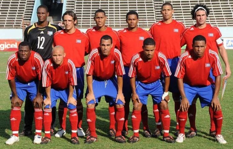 The Cuban National Football Team