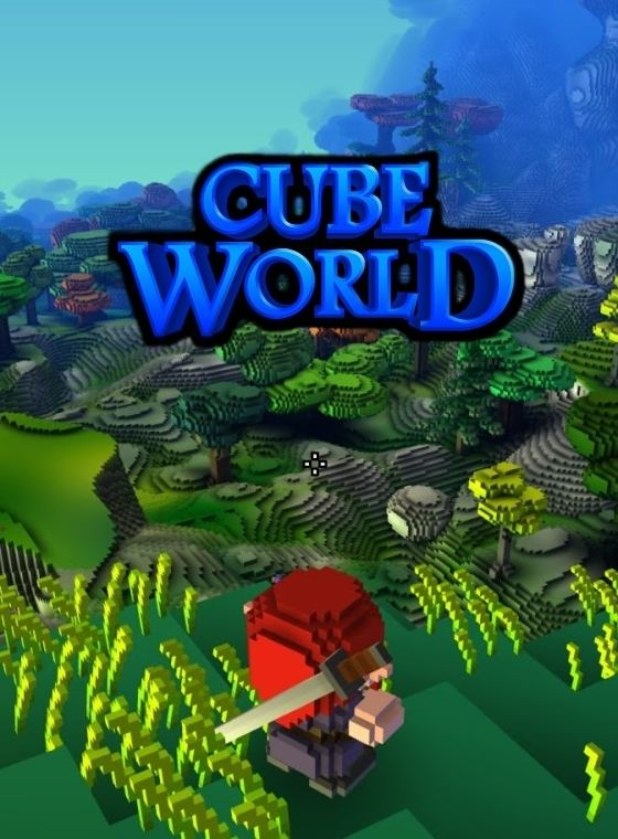 cube world alpha