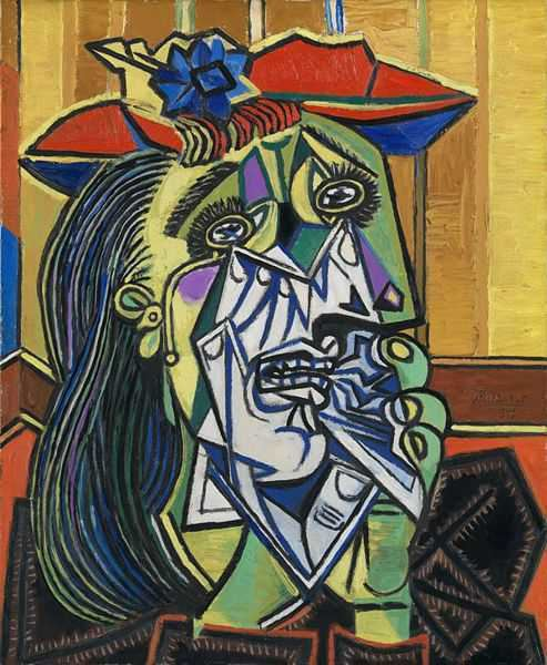 Cubism Cubism the first abstract style of modern art