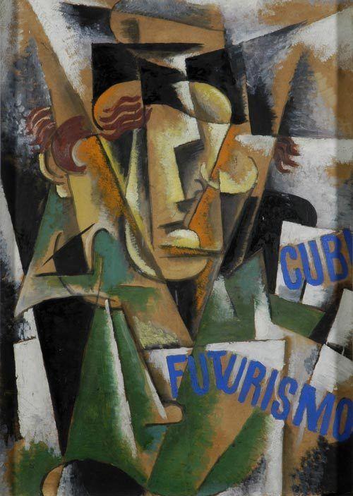 Cubo-Futurism Russian Futurism CuboFuturism Just Another Blog